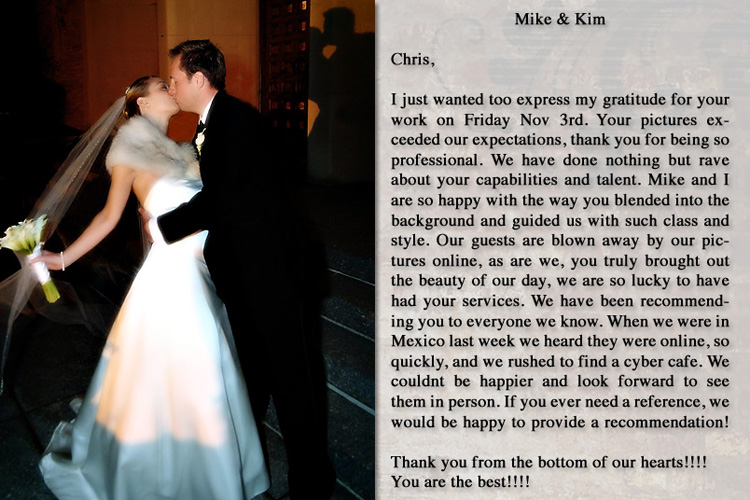 Mike & Kim - Grosse Pointe, Michigan
