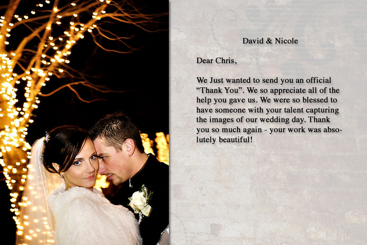 David & Nicole - Rochester, Michigan