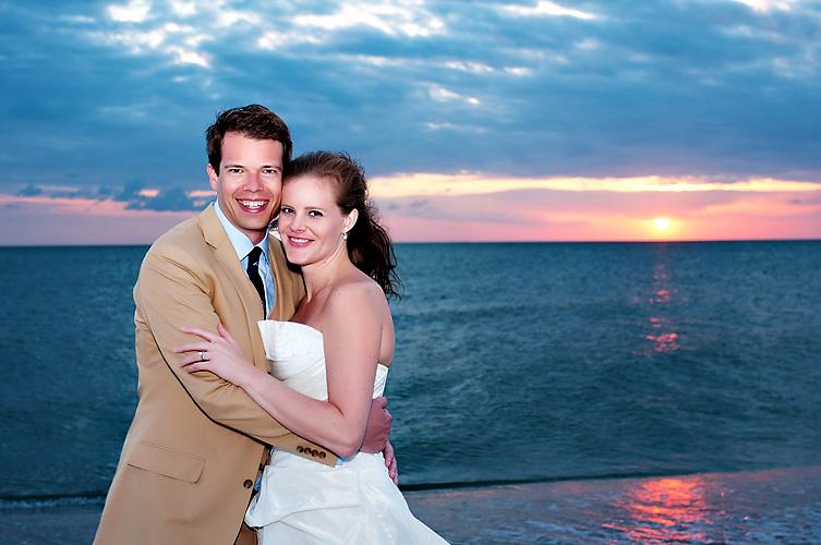 Photos from a Captiva Island wedding photographer